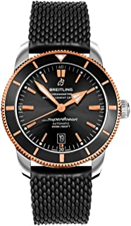 Breitling Superocean Heritage II Automatic Chronometer Black Dial Men's Watch UB2010121B1S1