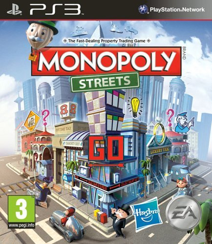 Monopoly Streets (PS3) by Electronic Arts