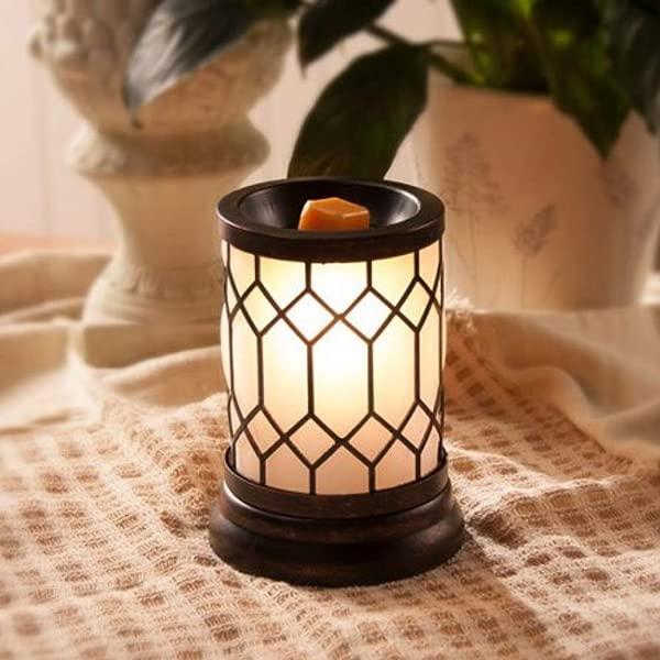 ScentSationals Full Size Wax Warmer Bronze Lantern 1