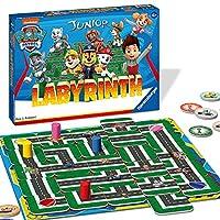 Das verrückte Labyrinth sorgt seit über 30 Jahren für spannende Spielerunden! Als Junior Variante begeistert es schon Kinder ab 4 Jahren und fördert auf spielerische Weise das logische Denken Ziel bei diesem Brettspiel ist es, die Wegekarten auf dem ...