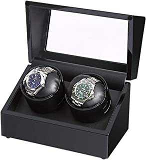 Gift Watch Winder Watch Winder Boxes Watch Automatic Winding Box Mechanical Watch Case Watch Mechanical Watch Watch Winder (Color : B),Colour Name:B (Color : A)