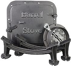 Vogelzang U.S. Stove BK100E BSK1000 Stove Barrel Stove Kit