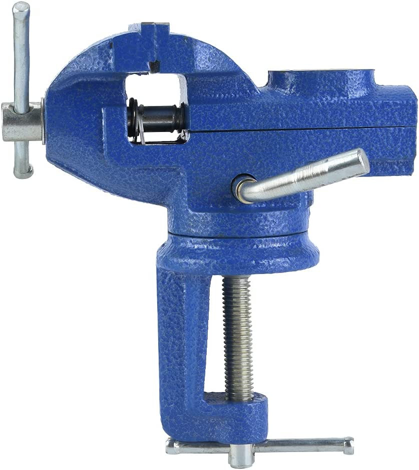 Mini Bench Clamp Table Clamp-On Cheap mail order sales OFFicial mail order Adjustable Not Jaws E Vise