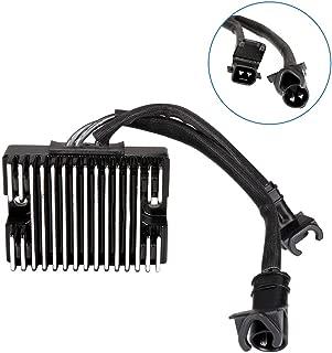 ECCPP Voltage Regulator Rectifier Fit for 09-13 Harley Davidson XL1200C Sportster 1200 Custom 09-11 Harley Davidson XL1200L Sportster 1200 Low Rectifier Regulator