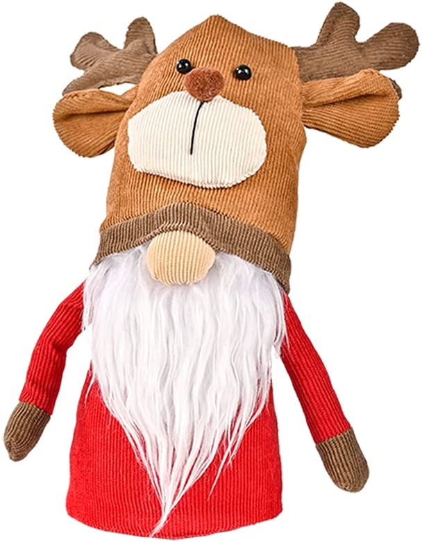 KerDejar Corduroy Knitted 70% OFF Outlet Christmas Plus Ornaments Free Shipping New Desktop Gnome