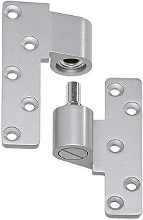 Intermediate Pivot Hinge Set, Kawneer Style Door, Aluminum, Choose Handing (Right Hand)