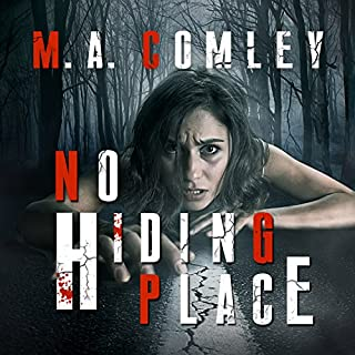 No Hiding Place     DI Sally Parker Thriller, Book 2              Written by:                                                                                                                                 M. A. Comley                               Narrated by:                                                                                                                                 Charlotte Anne Dore                      Length: 7 hrs and 26 mins     Not rated yet     Overall 0.0