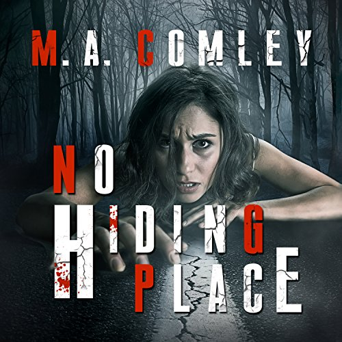 No Hiding Place audiobook cover art