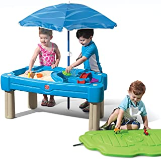 STEP2 CASCADING COVE WITH UMBRELLA 850900 Water Table