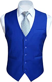 royal blue suit with waistcoat