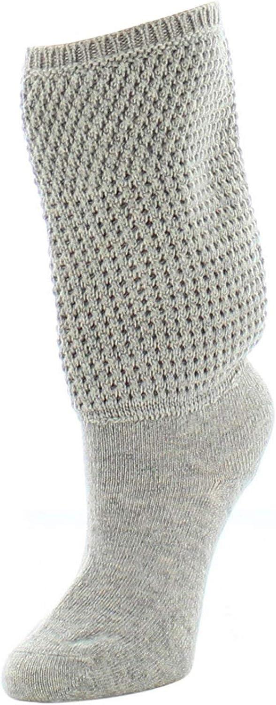 Natori Tight Knit Honey Comb Extended Crew
