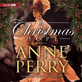 A Christmas Hope audiobook cover art