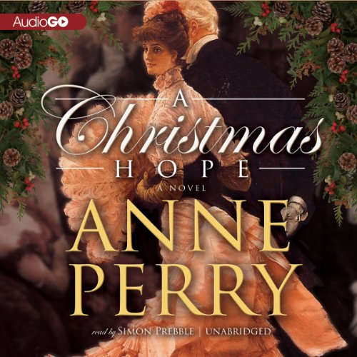 A Christmas Hope audiobook cover art