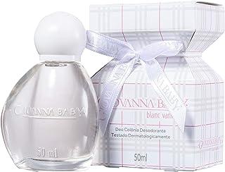 Giovanna Baby - Linha Tradicional - Deo Colonia Blanc Vanilla 50 ml - (Giovanna Baby - Tradicional Collection - Blanc Vanilla Eau De Toilette 1.69 Fl Oz)