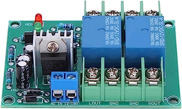 Speaker Protection Circuit Board,Simple Board Led Indicator Blue Light Power Indicator and Voltage Regulator Circuit Suita...