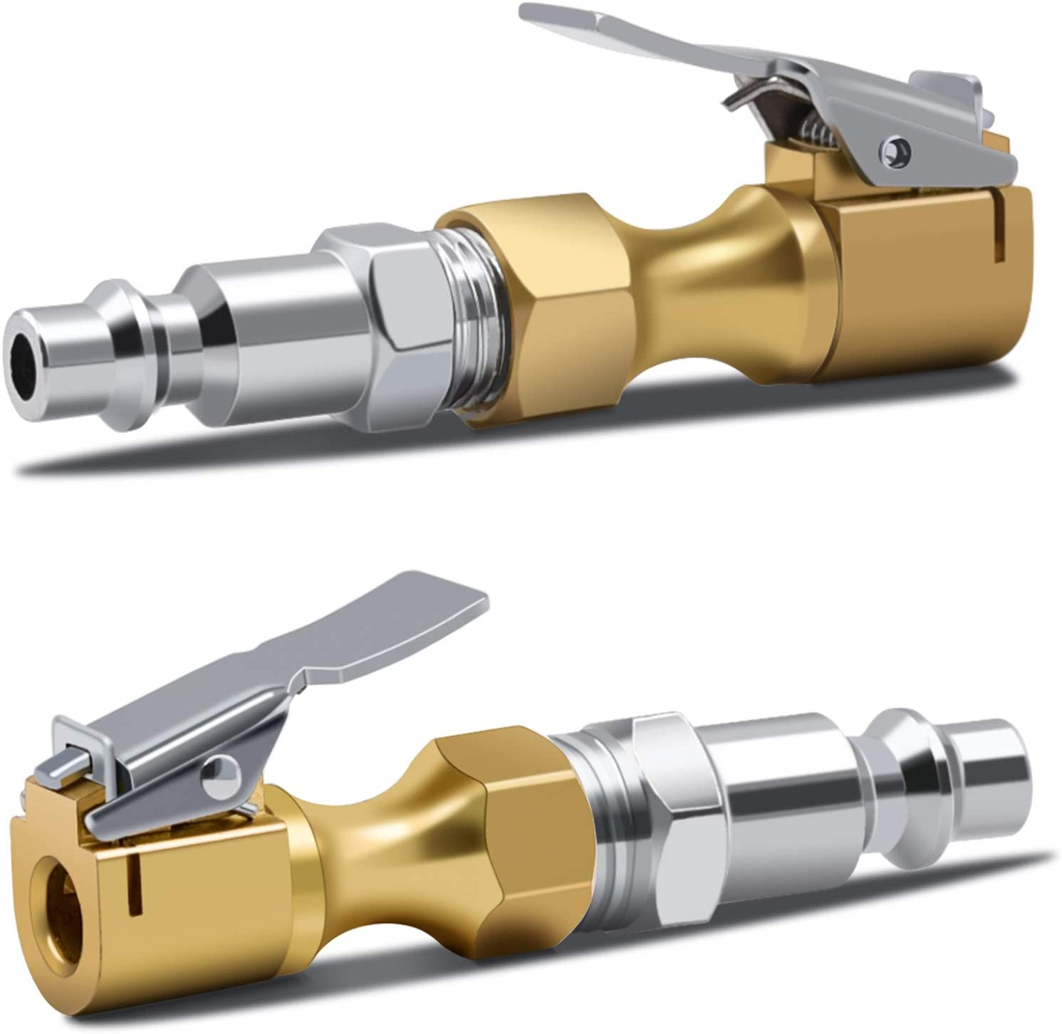 SAFELIFE Brass Air Chuck Closed Lock Duty Tire Heavy Attention brand Flow low-pricing