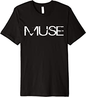 Muse Slim Fit T-Shirt