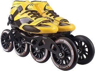 LIUXUEPING Patines, Zapatos Profesionales De Patinaje De Velocidad, Patines De Los Niños Adultos,