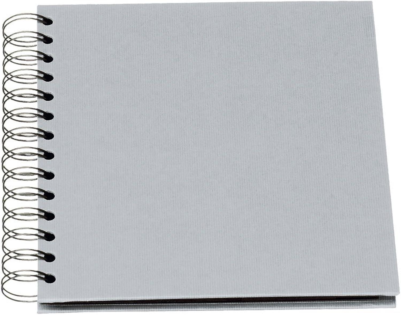 Rössler Papier - - - - S.O.H.O. Stone - Wire-o Fotoalbum 180 x 180 - Liefermenge  3 Stück B07CX72BYB  | Clever und praktisch  b684f3