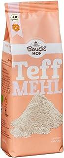 Bauckhof Bio Bauck Bio Teffmehl, glutenfrei 12 x 400 gr