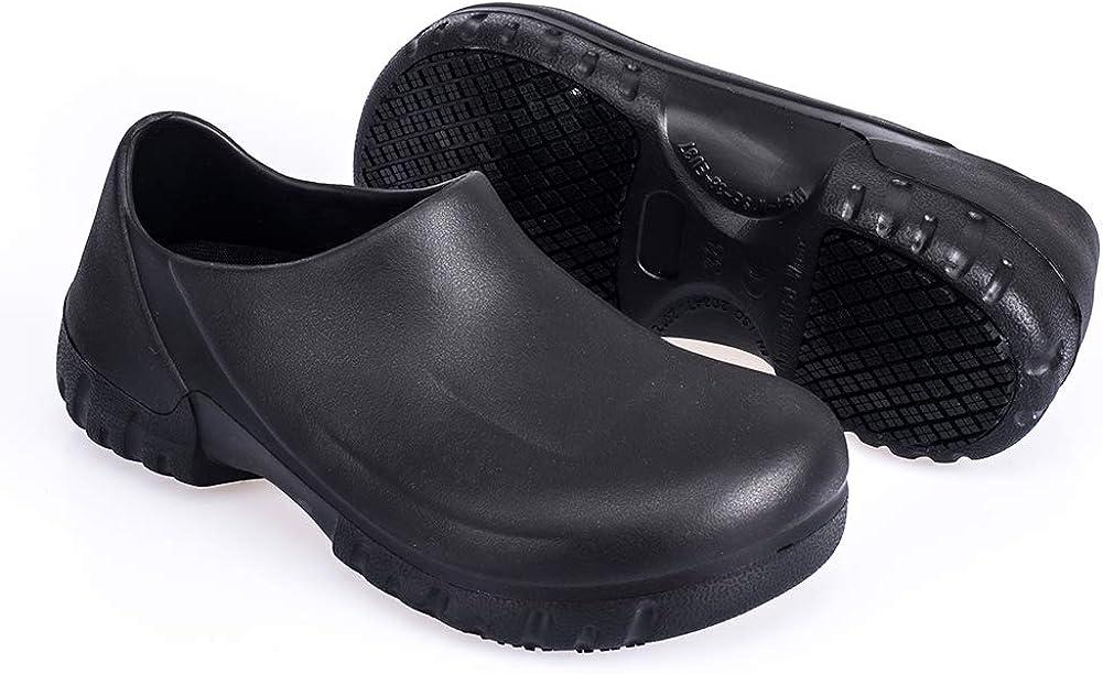 SheSole Women Slip Resistant Waterproof for Work Nursing C Indefinitely New life Shoes