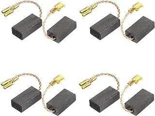 sourcingmap 14 pz spazzole di carbonio 15mmx8mmx5mm per Generico Motore elettrico