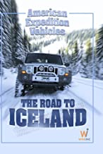 American Expedition Vehicles AEV The Road to Iceland Home Use