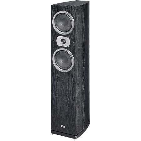 Heco Victa Prime 502 2 1 2 Wege Heimkino Und Stereo Standlautsprecher 1 Stück Espresso Audio Hifi