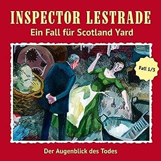 Der Augenblick des Todes (Inspector Lestrade: Ein Fall für Scotland Yard 1) Titelbild