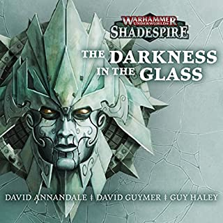 The Darkness in the Glass cover art