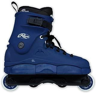 Razors SL Aggressive Inline Skates Navy Size 11