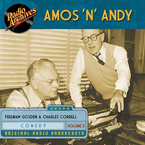 Amos 'n' Andy, Volume 5 audiobook cover art