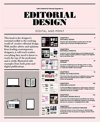 Editorial Design: Digital and Print (English Edition)