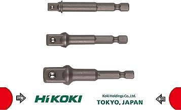 Hikoki tools 751970 - Juego adaptadores hexagonal llave vaso(3u)