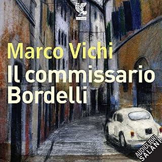 Il commissario Bordelli copertina