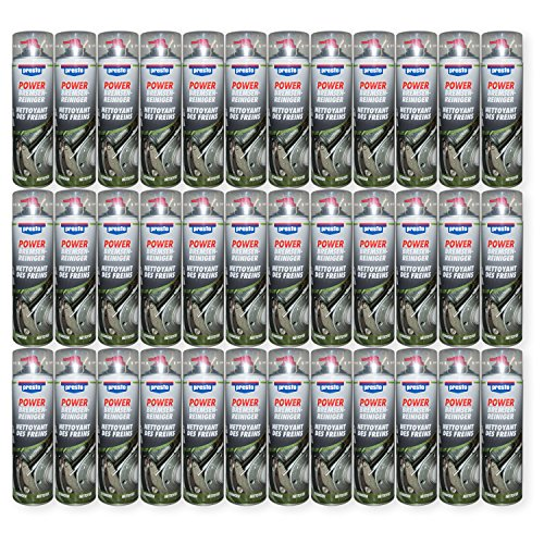 PRESTO_bundle 36x Presto Power Bremsenreiniger Spraydose 500ml 315541