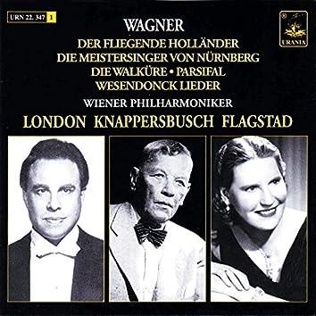 Wagner: Der Fliegede Holländer, Die Meistersinger Von Nürnberg, Die Walküre, Parsifal, Wesendock Lieder