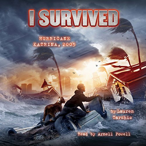Page de couverture de I Survived Hurricane Katrina, 2005