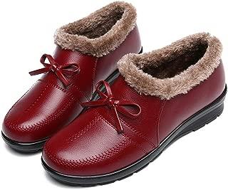 Cotton Shoes Mother Shoes Warm Non-Slip Flat Bottom Soft Bottom Winter Shoes