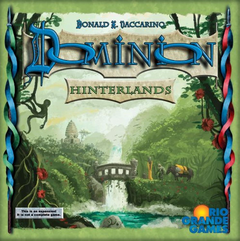 Rio Grande Games [UKImport] Dominion  Hinterlands