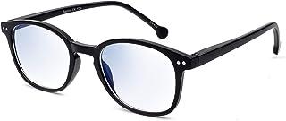Baytion Blue Light Filter Eyewear for Men & Women, UV Blue Light Blocking Glasses, Anti Glare Anti Eyestrain Suitable for ...