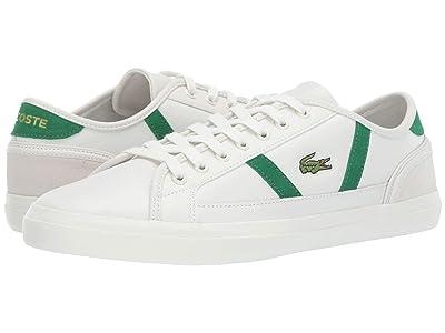 Lacoste Sideline 119 3 CMA (Off-White/Green) Men