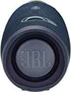 JBL Xtreme 2 Bluetooth Speaker with Rechargeable Battery– Waterproof – Carry Strap Included – Blue
