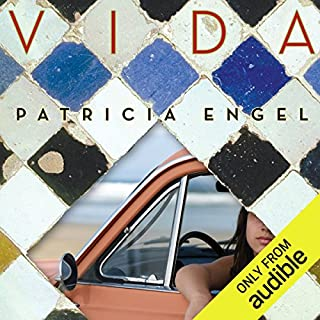 Vida audiobook cover art