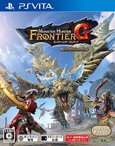 Monster Hunter Frontier G [Beginner's Package] PsVita (Japan Import)