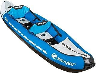 Sevylor - Canoa Hinchable de 2 plazas para Lavado