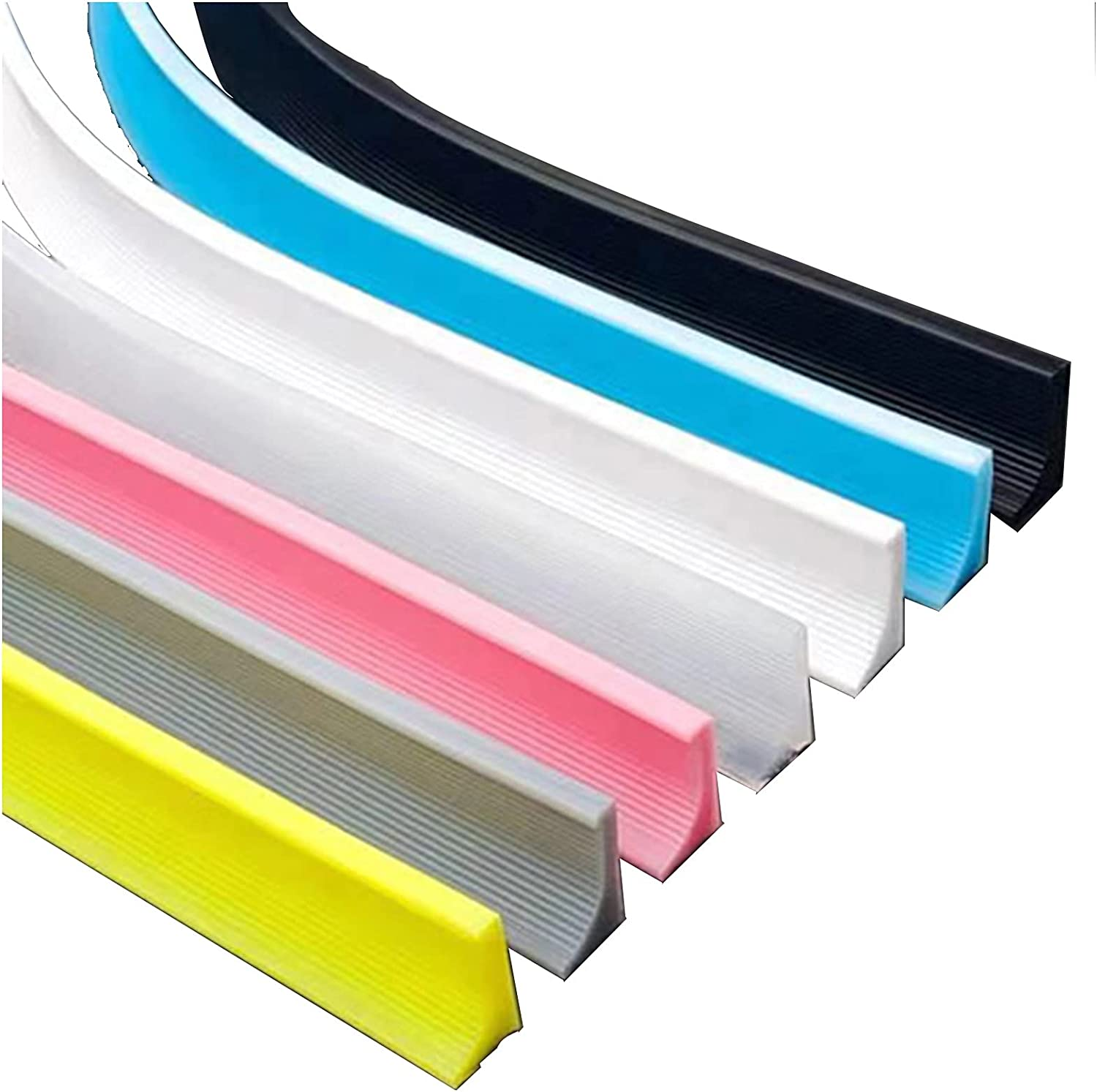 DFANCE Inventory cleanup selling sale Self-Adhesive Silicone Water Strips Blocking Collapsible low-pricing