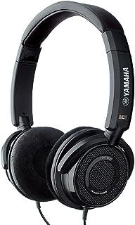 YAMAHA 雅马哈 HPH-200耳机 头戴式有线 重低音 电脑手机 电钢琴耳机(亚马逊自营商品, 由供应商配送)