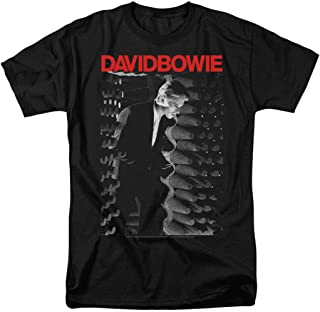 David Bowie Station to Station Rock Album T Shirt & Stickers