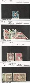 Mozambique Company, Postage Stamp, 44, 163-174, J7//J30 Mint & Used, JFZ